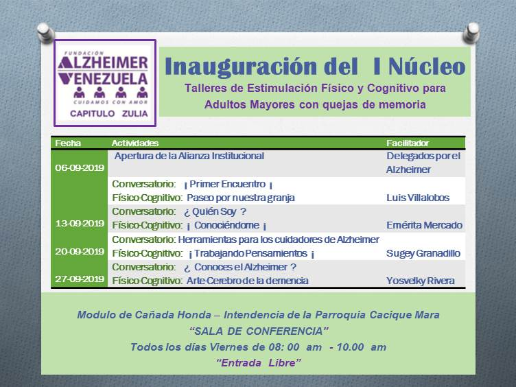 Inauguración I Nucleo (1)