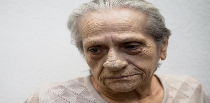 Abuela con Alzheimer