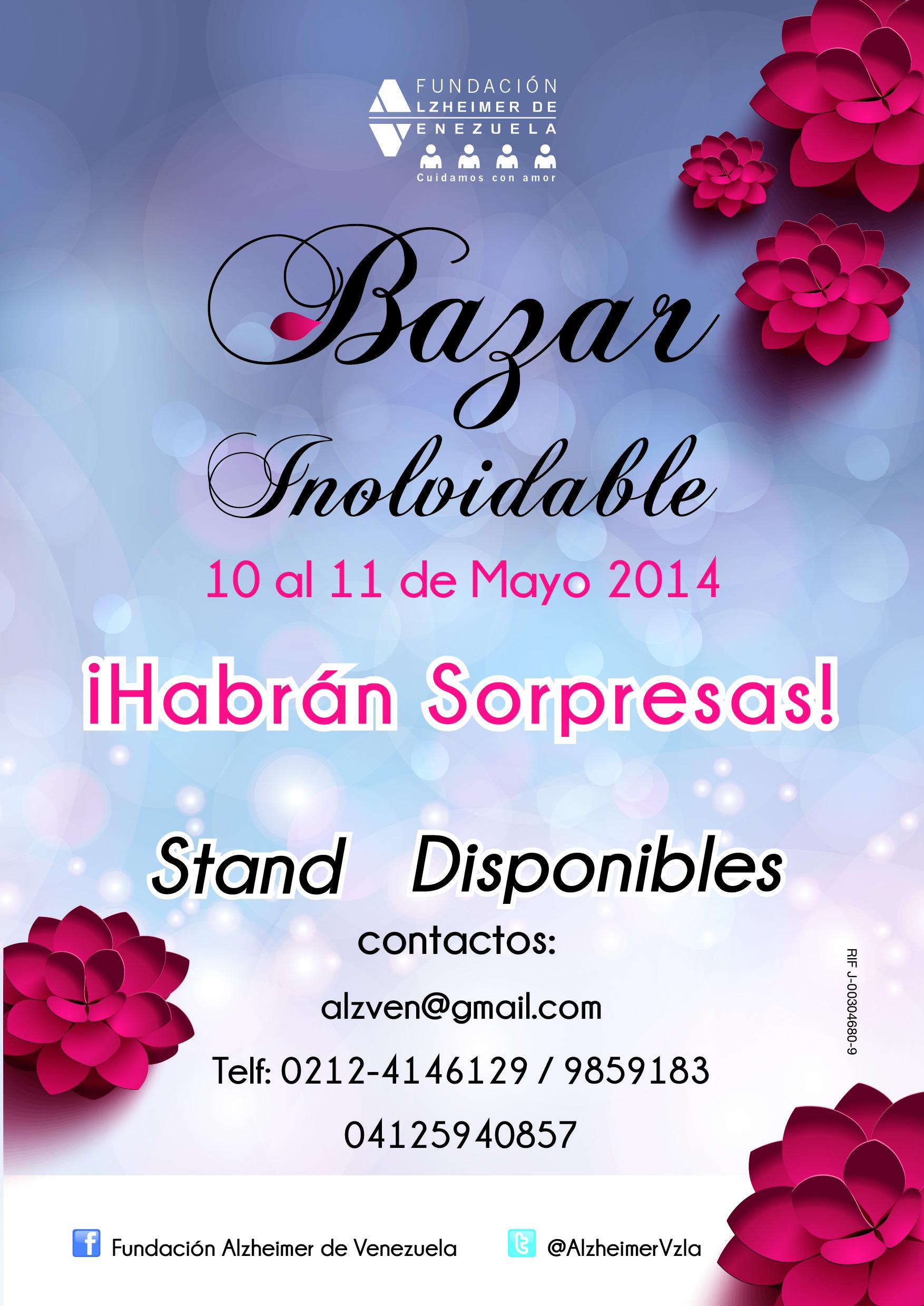 Bazar Inolvidable
