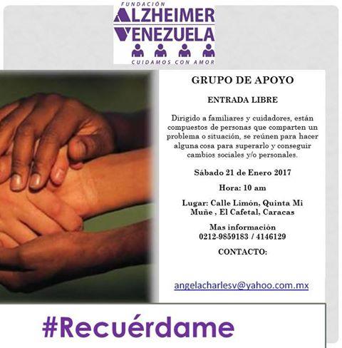 Grupo de Apoyo sabado 21 de enero