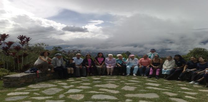 Pacientes y Familiares vista sobre Caracas