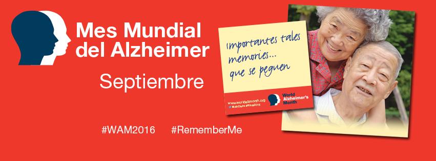 MES MUNDIAL ALZHEIMER 2016